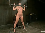 Hot increased by sweaty - trials of a porn star