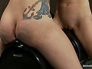 Interlocked, mouth with mouth sybian rides. Orgasm versus orgasm.