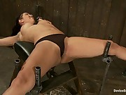 Isis Love Suffers the hardest, wettest, most brutal orgasm, of her life.